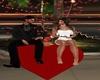 Valentine sparkle heart