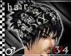 !1314 DarkRock noir*hair