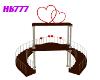 HB777 CBW PlatformGazebo