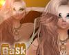 Ash Blonde {Mora}