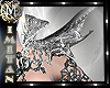 (MI)Shoulders silver Eos