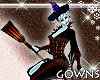 Witch broom animated