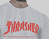 T-shirt Thrasher Req