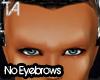 No Eyebrows M