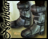 ~NS~ Viking fur boots