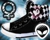 converse black[XD]