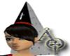 Medieval Maiden Hat Red