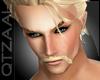[8Q] Moustache 2 Blond
