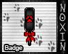 Paw Paddle BADGE