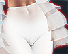 I│Flare Pants Wte RLL