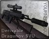 Dragunov SVU (Furniture)