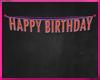 g3 Happy Birthday Banner