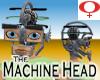 Machine Head -Womens v1a