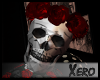 ✘. Skull Roses