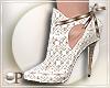 Clara Crochet Heels