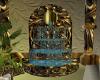 Bronze Gold Waterfall