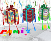 Birthday Dancing Gifts