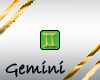 }T{Zodiac bling Gemini