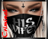 His Wifey Mask
