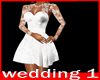 wedding dress 1 - short