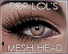 [MT] Mesh.H Eyes Brown