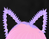 CJ/Pastel Spike Cat Ears