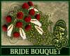 Bride Bouquet Red