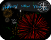 }T{ New Years Sticker