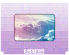 Cotton Candy Cloud Badge