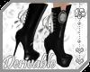 ~AK~ Drv Victorian Boots