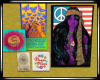 ☮ Hippie Posters