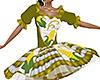 Festa Junina Maize Dress