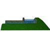 corner moat