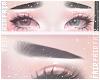 F. Korean Eyebrows Blk