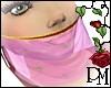 [PBM] Pink Red Gold Veil