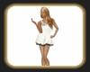 Caz White dress