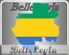 BLL Gabon FlagMap