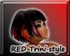 [bswf]Trini red mao hair