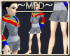 MFD LW3 Short Dress