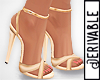 ! Satin Strappy Heels