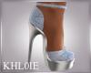 K DIna Spring heels