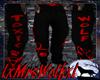 Toxic Wolf Pants