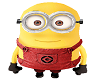 RED LEFT MINION