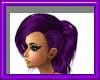 (sm)purple ponytail brai