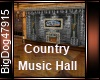[BD] Country Music Hall