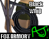 Black Whip - Fox Armory