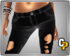 *cp*Chrissy Ripped Jeans