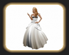 Caz Cinders Gown Silver