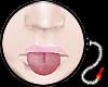 B! Cute little tongue ~