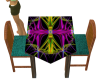 Tarot Card Table 2